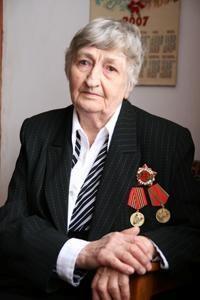 Долженко Валентина